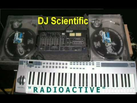 "DJ Scientific ""Radioactive"" WHUS Radio Show Intro"