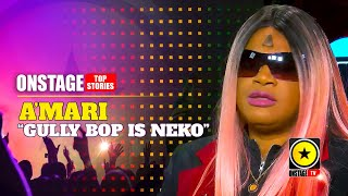 Amari: 'Neko' Is Gully Bop, Talks Success Of Single,  Calling Out Winford & More (Online Exclusive)