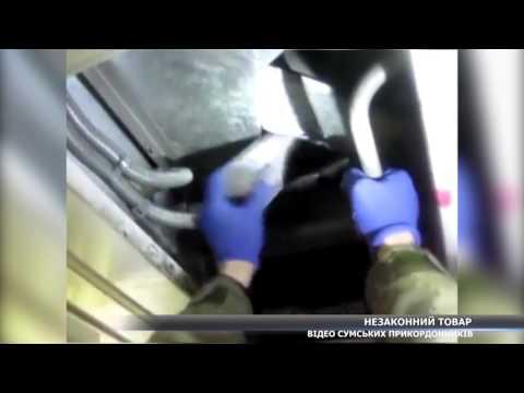 Українка намагалась перевезти через кордон заборонений товар