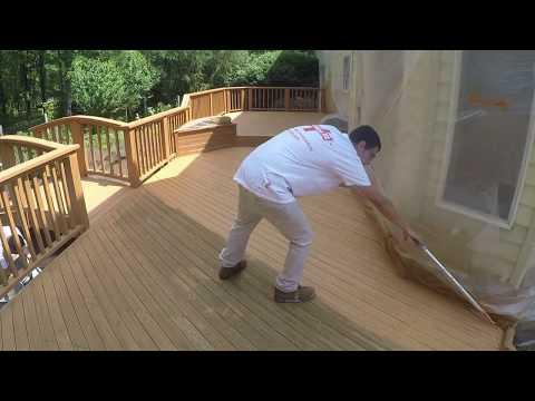 Paint Medics Decks and Fences