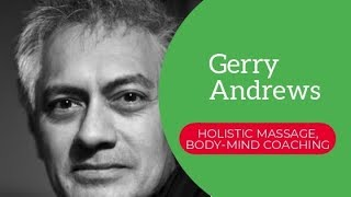 Solution focused approaches to Pain: Gerry Andrews - Integrative Health Convention 2018