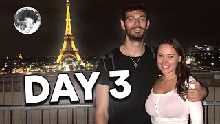 Ice Poseidon Tours Paris with Playboy Model - Final Day of 72 Hour Stream