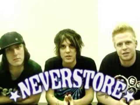 NEVERSTORE | 激ロック動画メッセージ