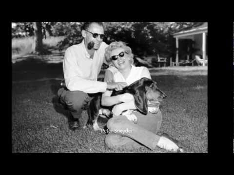 Marilyn Monroe & Arthur Miller - Paparazzi At The Miller's Residence 1956