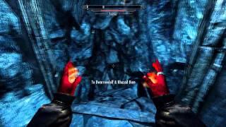 Repeat youtube video Skyrim Mods - Mines of Moria
