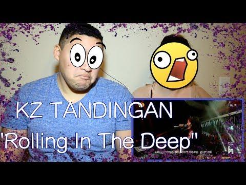 "KZ TANDINGAN ""Rolling In The Deep""|COUPLES REACTION"