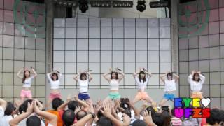 ついに念願の韓国公演を果たしたUFZS。その韓国・東大門のステージでア...