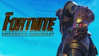 Fortnite: Infinity Gauntlet Trailer (Avengers Infinity War Style)
