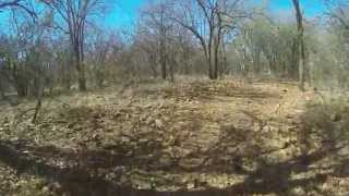 Kalahari Challenge 2013 - Day 1