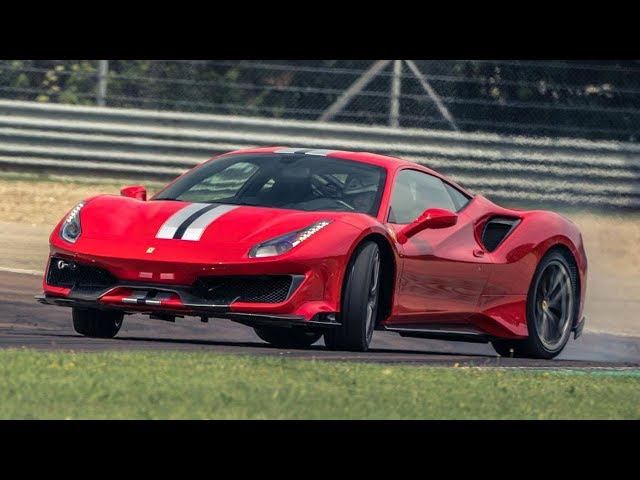 The Ferrari 488 Pista | Chris Harris Drives | Top Gear