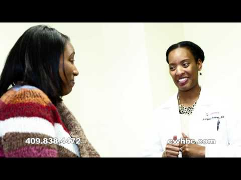 CWHBC presents Uterine Fibroids Web Series Beaumont Texas OBGYN