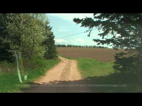 Prince Edward Island Canada Real Estate for sale Wheatley River Waterfront Lot w. of Charlottetown