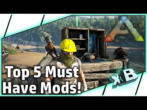 Top 5 MUST HAVE Mods :: ARK: Survival Evolved