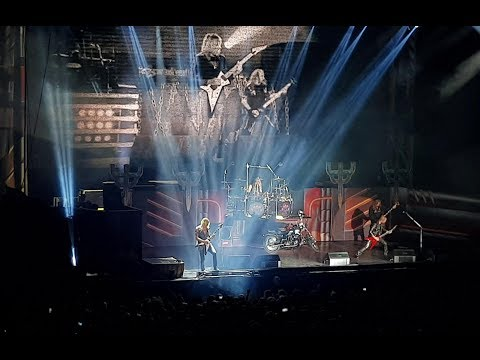 Judas Priest - Painkiller (HD) Live at Oslo Spektrum,Norway 05.06.2018 mp3