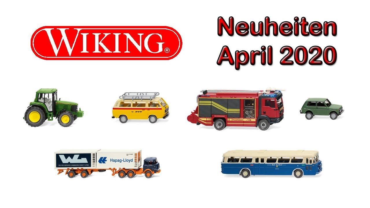 """Magirus Neu /""""Bölling/"""" Wiking 064504-1//87 Schuttwagen"""