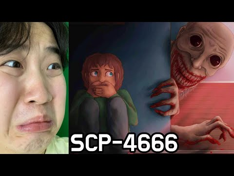 충격적인 선물을 주고가는 공포의 산타 SCP-4666  공포 그 자체..★