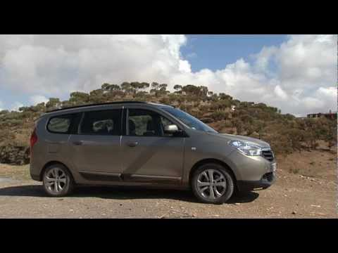 Dacia Lodgy new non commercial video