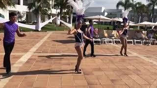 "SAMBA Performance ""Rapunzel"" - Iberostar Saïdia"