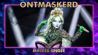 ONTMASKERD: Wie is Zeemeermin echt?   The Masked Singer   VTM
