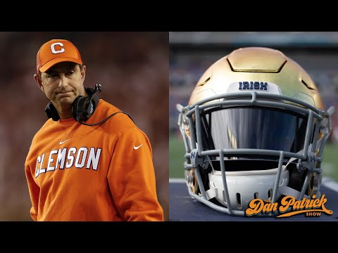 What's Next For Clemson And Notre Dame? Paul Finebaum Discusses | 07/26/21