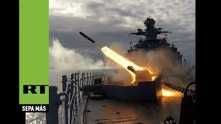 Rusia: Espectaculares maniobras militares en el Báltico, Ártico y mar Negro
