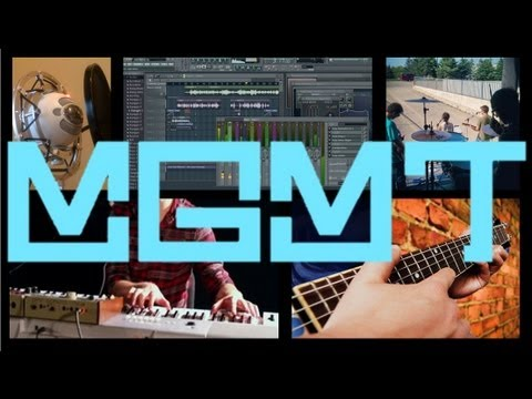 "MGMT - ""Alien Days"" Full Cover by Clear Pioneer"