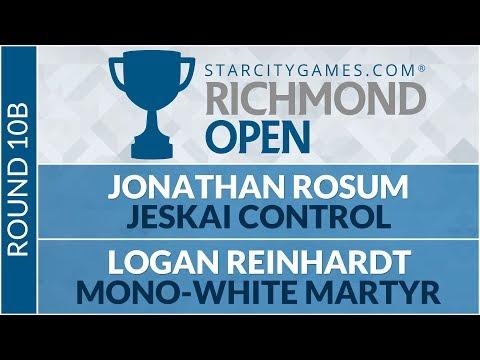 SCGRICH - Round 10b - Jonathan Rosum vs Logan Reinhardt [Modern]