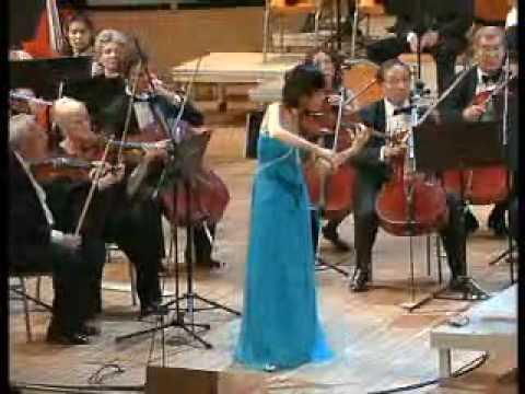 Stravinsky: Violin Concerto 1st mvmt