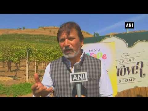Vintage wine festival begins in Mumbai