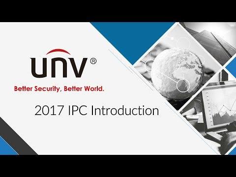 How to install an UNV eyeball camera - YouTube
