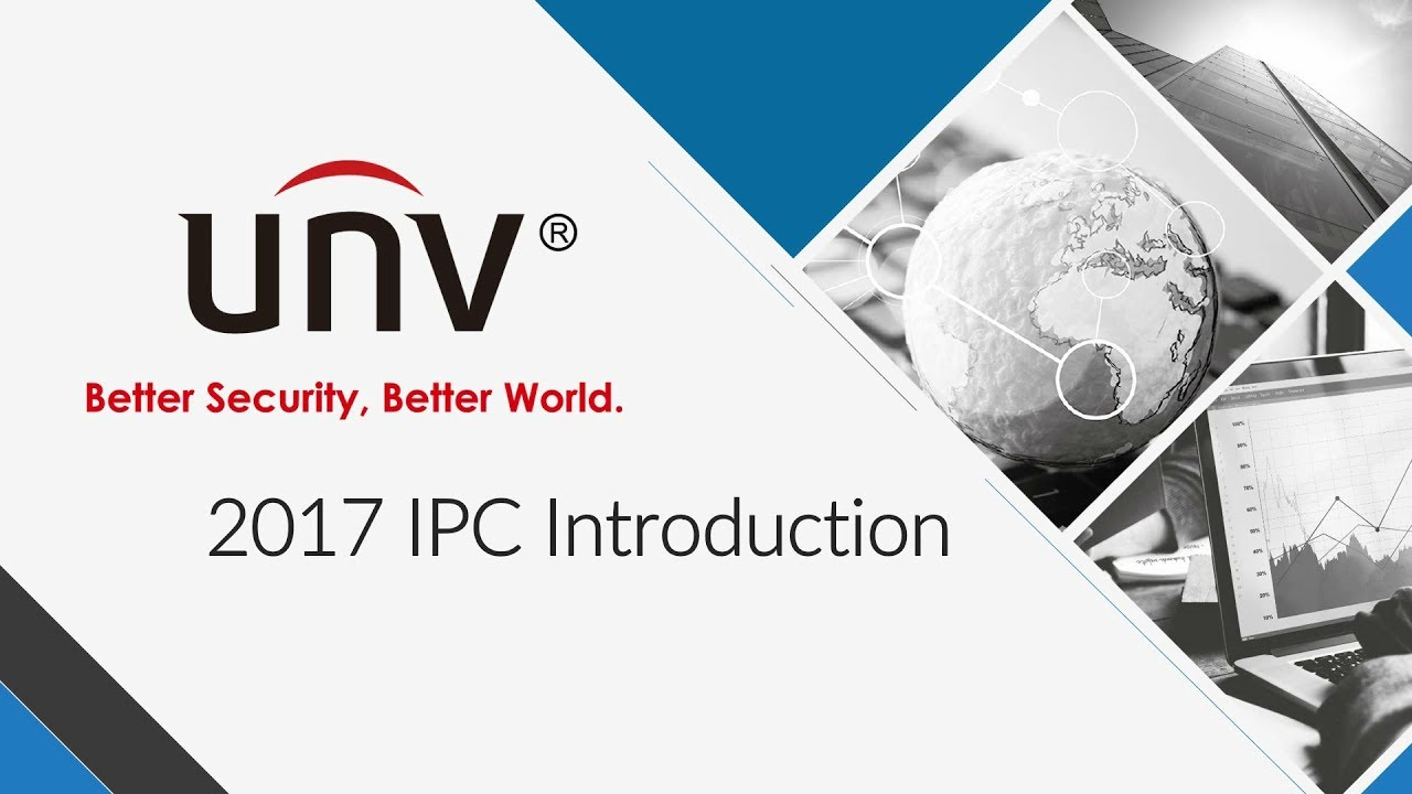 Uniview Product Seminar | IP Camera Features - YouTube