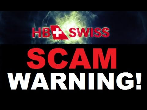 HB Swiss Review - HBSwiss Trading SCAM Warning!