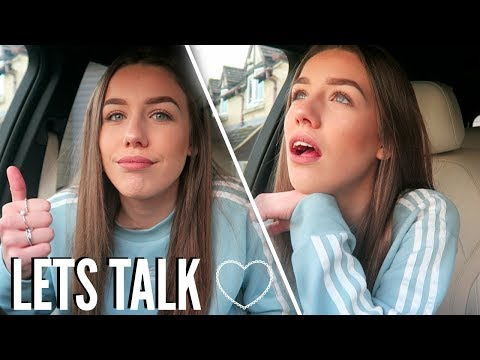 LET'S TALK!! PLAYLIST, UNI & DRIVING!