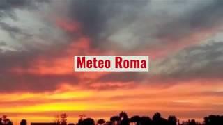 Meteo Roma - Le previsioni per domani Giovedì 6 Settembre 2018