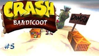 Que estrés con el puente roto/Crash Bandicoot #5