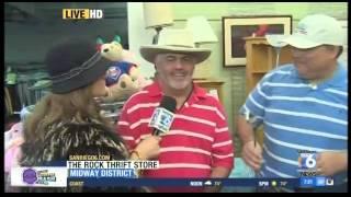 Rock Church - Rock Thrift Store Halloween Part 2