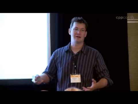 """CppCon 2014: Andrew Sutton """"Generic Programming with Concepts Lite, Part II"""""""