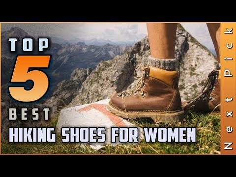 Top 5 Best Hiking Shoes For Women Review in 2020