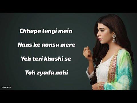 Phir Mulaaqat Lyrics Parmish Verma Feat. Rii  Romantic Song