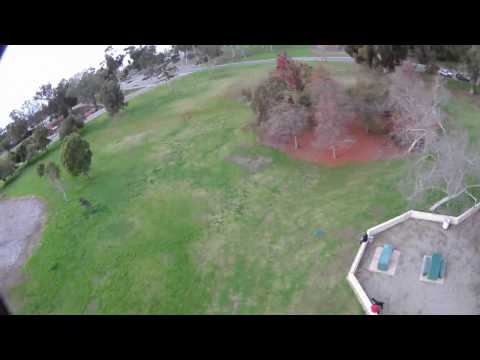 FPV Quadcopter - San Diego - F1-4b