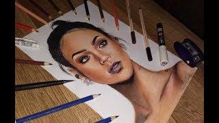 Speed Drawing Rihanna #drawings