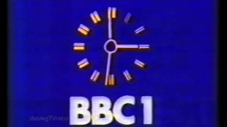 BBC1 - Continuity into Trade Test Transmission, Monday 26th November 1979
