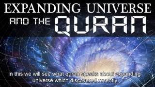 Astronomy in the Quran expanding universe