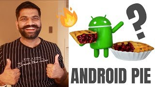 Android 9 Pie 🍰Top Features!!! AI Baked In...