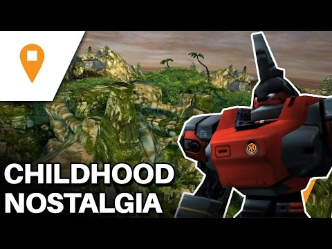 Nostalgia Tour - Gal Da Val Island (Phantasy Star Online)   Pixel Portals
