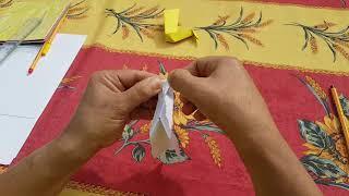 """""""Atelier pliage : Origamis"""" proposé par la Maison de l'enfance Charlotte Delbo"""