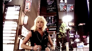 Michael Monroe - Last Train To Tokyo (Official Video)
