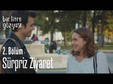 Sürpriz ziyaret - Bir Litre Gözyaşı 2. Bölüm