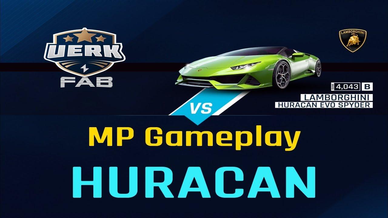 Asphalt 9 Mp Gameplay Lamborghini Limited Series Huracan Evo