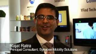 Rajat Ratra in collaboration with Motorola Solutions at Singapore Retail Industry Conference 2012